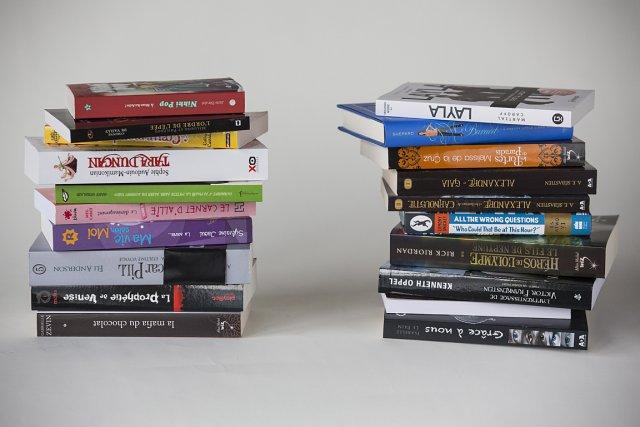 À l'adolescence, les habitudes de lecture sont bien ancrées: soit on aime, soit... (Photo: Olivier PontBriand, La Presse)