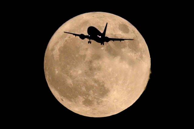 La croyance selon laquelle le cycle lunaire influe... (Photothèque Le Soleil)