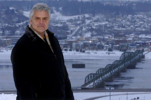 Le conseiller municipal Marc Pettersen revient à la charge. Il ne compte pas... (Archives Michel Tremblay)