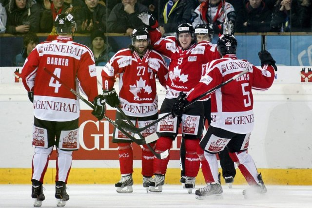 Le Canada affrontera en finale de la compétition... (Photo Salvatore Di Nolfi, AP)