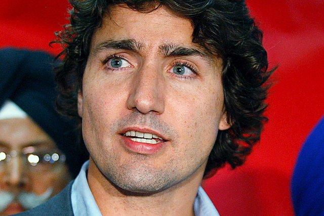 Justin Trudeau cherche à créer un nouvel état... (Photothèque Le Soleil)