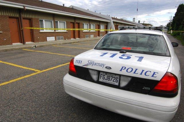 Maxime Pelletier est accusé du meurtre au deuxième... (Archives Michel Tremblay)