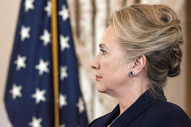 Hillary Clinton, 65 ans, est tombée malade il...