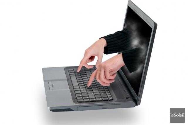 Les utilisateurs d'ordinateurs ont appris à être constamment... (Photothèque Le Soleil)