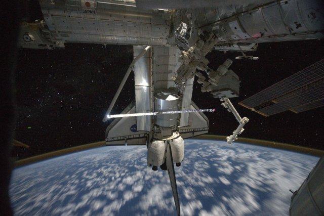 Les longs périples dans l'espace comme un voyage vers Mars exposeraient les... (PHOTO FOURNIE PAR LA NASA/REUTERS)