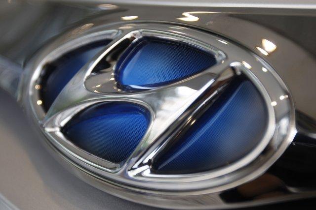 Le constructeur automobile sud-coréen Hyundai prévoit une croissance modérée de... (Photo: Reuters)