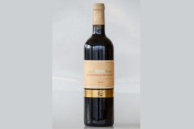 Bordeaux Supérieur 2010 Château de Reignac, 27,56$...