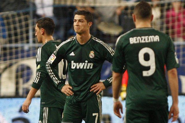 Après sa défaite de 3-2 à Malaga, le... (Photo: Reuters)