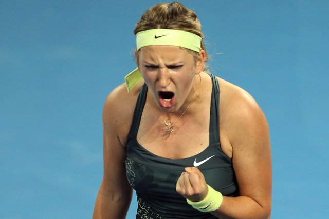 Victoria Azarenka... (Photo: AP)
