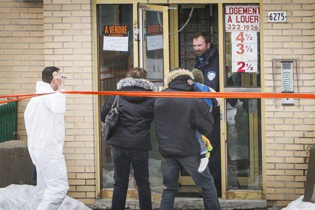 En 2012, il y a eu 35 homicides... (PHOTO OLIVIER PONTBRIAND, LA PRESSE)