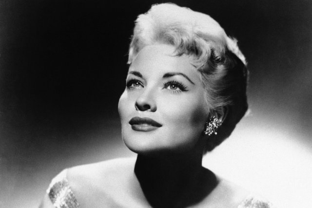 Patti Page en 1958. Elle est morte mardi... (Photo AP)