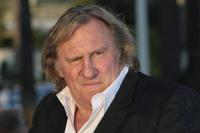 Gérard Depardieu... (Photo archives AFP)