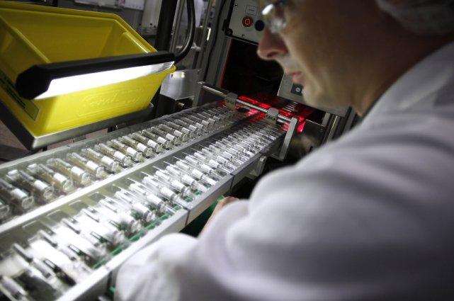 Une équipe de médecins espagnols a mis au point un nouveau vaccin qui permet de... (Photo archives AFP)