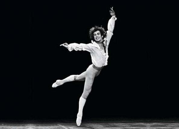 Le danseurRudolf Noureev... (Photo tirée du site internet de l'Opéra Garnier)