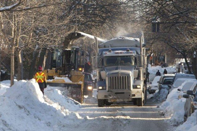 La Ville de Montréal espère toujours avoir bouclé... (PHOTO ROBERT SKINNER, LA PRESSE)