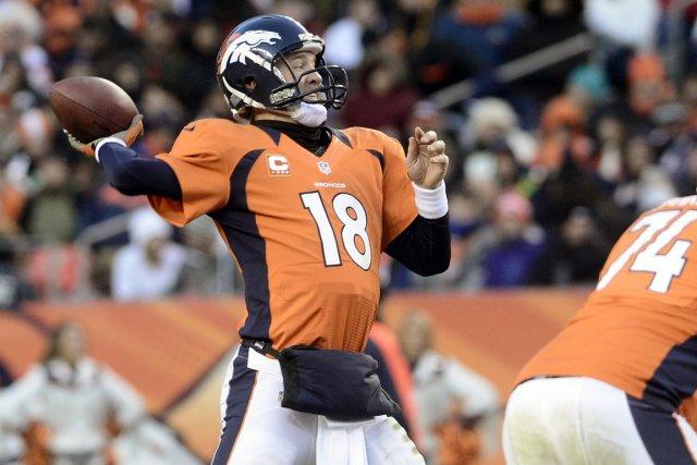 Peyton Manning a été nommé le joueur offensif... (Photo: Reuters)