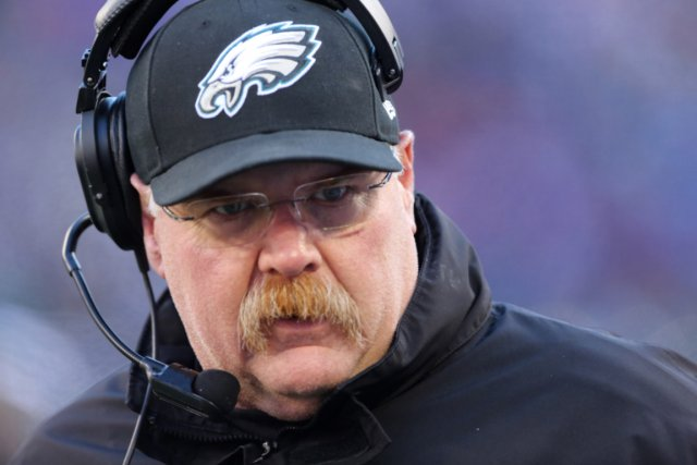 Andy Reid... (Photo: AP)