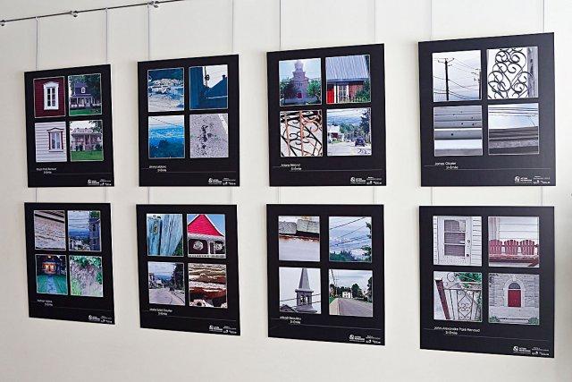 L'exposition baptisée CLIC ton patrimoine est présentée dans... (Le Soleil, Yan Doublet)