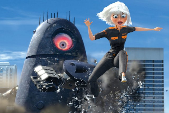 Le logiciel primé a été utilisé dans plus... (Photo fournie par DreamWorks Animation LLC)