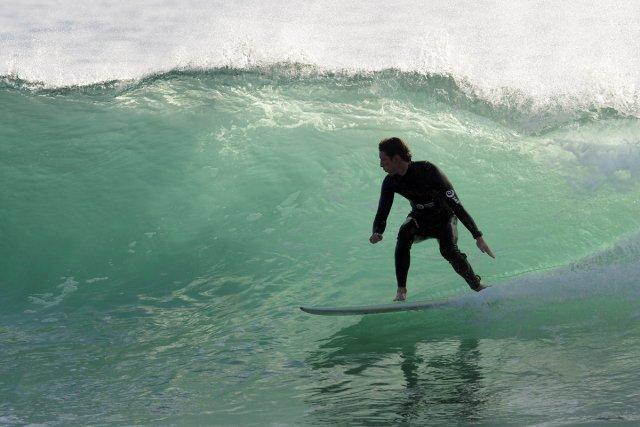 Surfer au maroc
