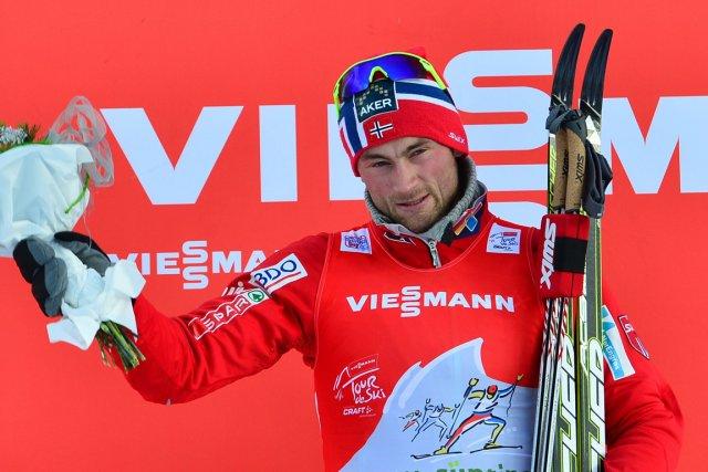 Petter Northug espère devenir le premier Norvégien à... (Photo: AFP)