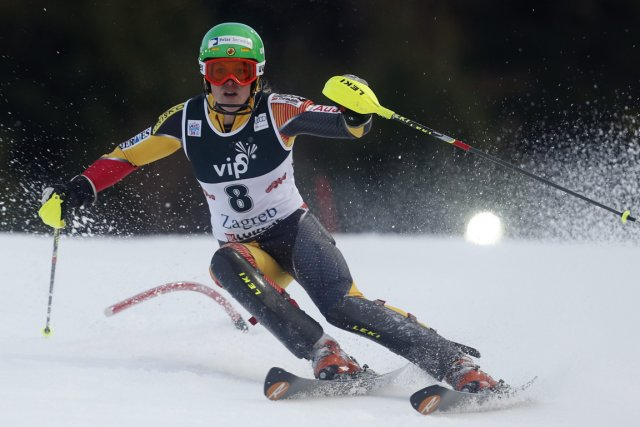 La Canadienne Erin Mielzynski a pris le troisième... (Photo: AP)