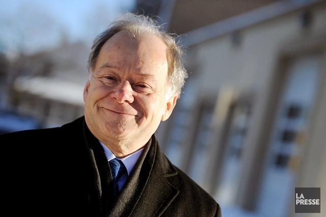 L'ex-ministre des Finances Raymond Bachand.... (Le Soleil, Patrice Laroche)