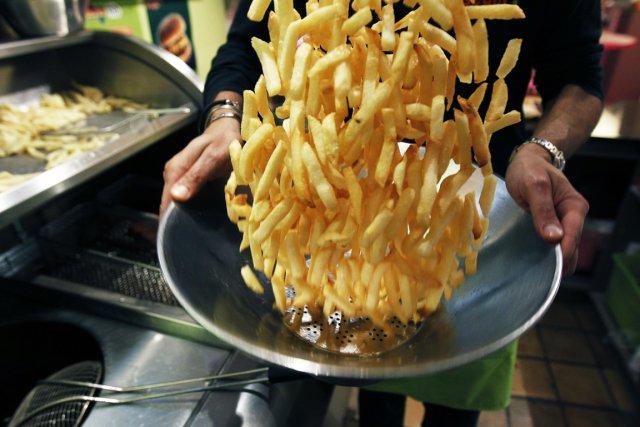 Les États-Unis sont le pays de l'obésité, où... (Photo : Thierry Roge, Reuters)