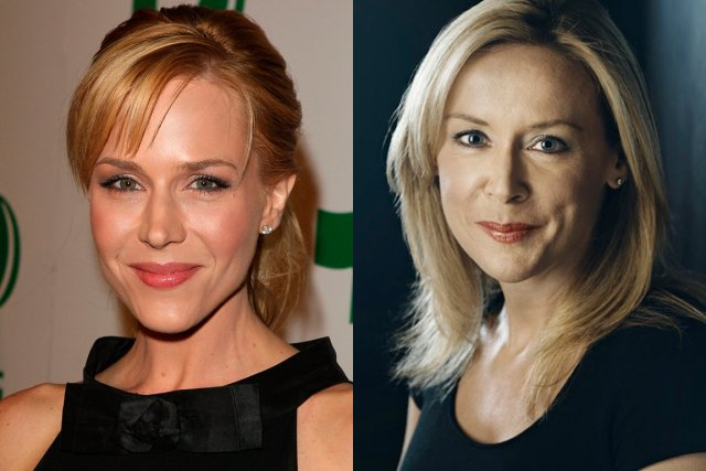 Julie Benz et Esther Bégin... (Photomontage.)