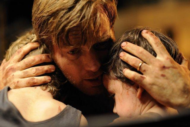 Pour la première fois, Ewan McGregor joue au grand écran un personnage dont la... (Photo fournie par la production.)