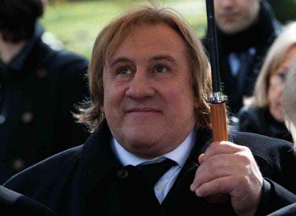 Gérard Depardieu n'est pas une affaire. Il s'agit d'un des plus grands acteurs... ((Archives))