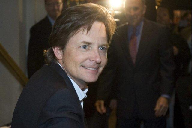 Michael J. Fox... (PHOTO MORRY GASH, AP)