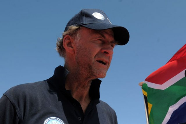 Ranulph Fiennes... (Photo: Reuters)