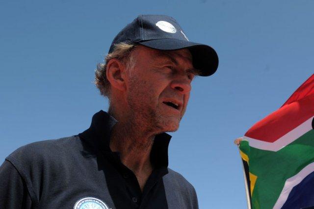 Ranulph Fiennes... (Photo: Reuters)