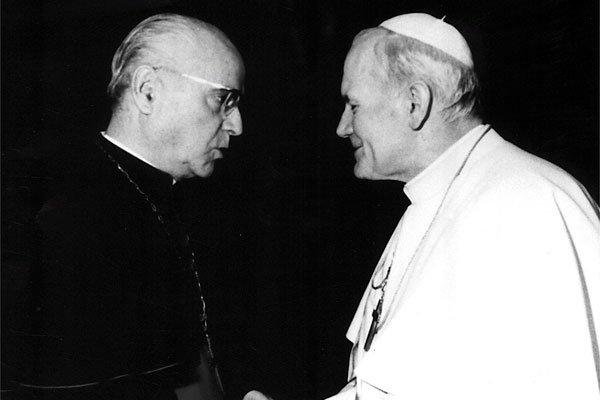 L'ancien archevêque d'Ottawa, Joseph-Aurèle Plourde, est décédé samedi. Il... (Archives, LeDroit)