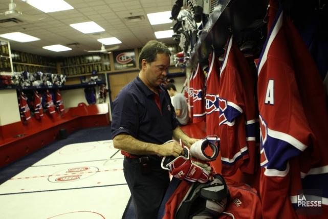 Le premier match du Canadien est prévu pour... (Photo: La Presse)