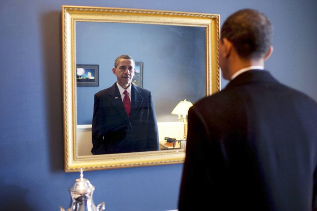 Le président Barack Obama.... (PHOTO PETE SOUZA, ARCHIVES WHITE HOUSE)