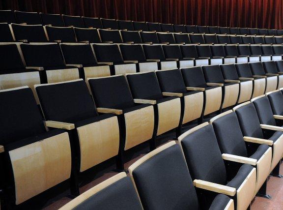 L'auditorium Dufour ne devrait pas s'appeler Théâtre Banque Nationale. Ne pas... (Photo archives)