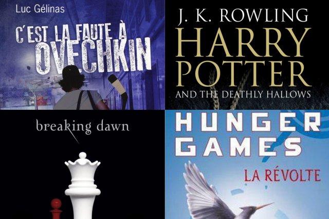 Les livres C'est la faute d'Ovechkin, Twilight: Breaking...