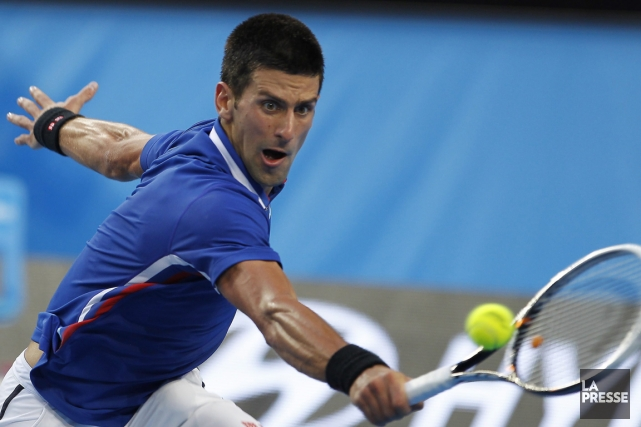 Novak Djokovic... (Photo: AP)