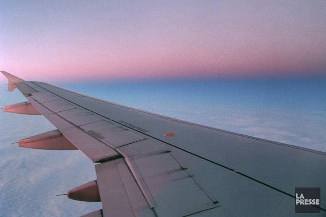 Plusieurs compagnies aériennes soldent des vols cette semaine.... (Photo RelaxNews)