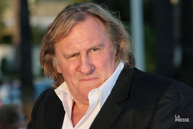 Gérard Depardieu... (PHOTO LOIC VENANCE, ARCHIVES AFP)