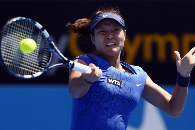 Li Na... (Photo: Reuters)