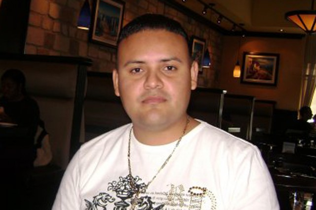 Juan Fermin Palma est accusé du meurtre prémédité... (PHOTO TIRÉE DE FACEBOOK)