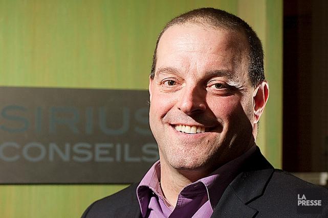 Benoit Godbout, président de Sirius Conseils, soutient que... (La Presse, André Pichette)