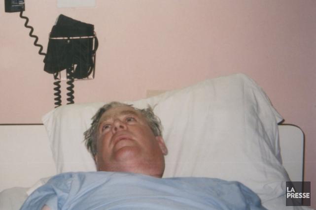 En octobre 1997, Raymond «Ray» Coulombe avait été... (photo archives La Voix de l'Est)