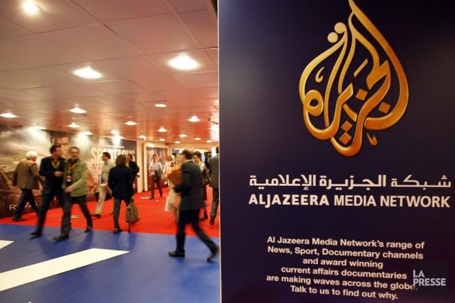 La chaîne de télévision qatarie Al-Jazira met un... (Photo Eric Gaillard, Archives Reuters)