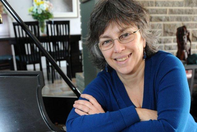 La pianiste Denise Trudel se produira avec le... (Photo: Stéphane Lessard)