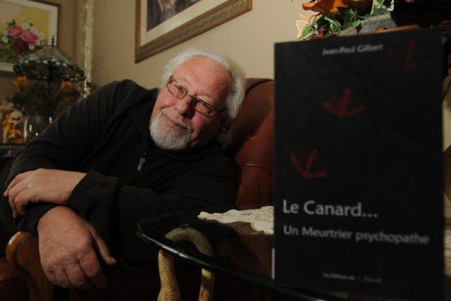 Le Shawiniganais Jean-Paul Gilbert a récemment publié son... (Photo: François Gervais)