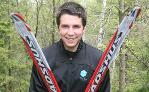 Alexis Turgeon avait réussi le meilleur résultat canadien,... (Patrick Woodbury, Archives LeDroit)
